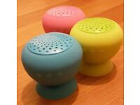 Mini Mushroom Bluetooth Speaker - Brand New