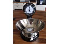 New Salter kitchen scales