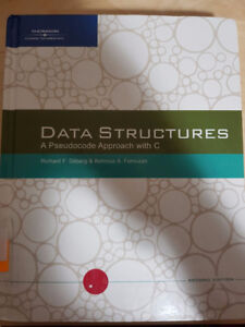Data Structures: A Pseudocode Approach with C 2nd Edition