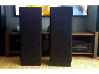 Large powerful speakers