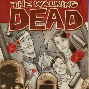 Walking Dead Comic Set First 18 Issues