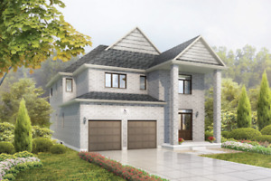 Brand New Home For Sale!! Excellent Location!!