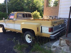 1974 chev truck