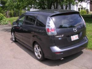 SOLD   2006 Mazda Mazda5 sport Minivan, Van