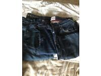 Men's jeans. 3 pairs