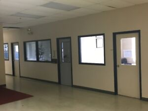Multiple sized Offices for Rent