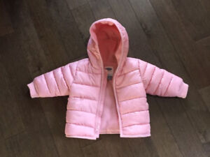 Pink Jacket Size 3 - 6 months
