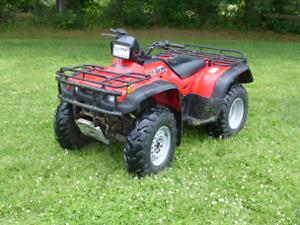 2002 HONDA TRX450ES