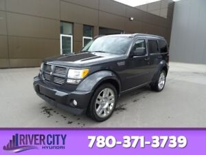 2010 Dodge Nitro AWD SXT Leather,  Heated Seats,  Sunroof,  Blue