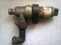 Idle control valve for Mk2 Golf GTI 8 valve