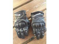 Buffalo motorbike gloves
