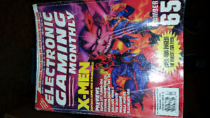 Lot of Old Game Magazines