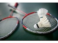 Looking for badminton and table tennis training partners in the Reading area