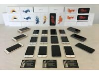 ALL iPHONE MODELS FOR SALE iPhone 6 6S 7 iPhone 6 Plus 6S Plus as New with Warranty & Accessories