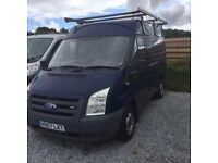 for sale this ford transit 2007 fwd t280s