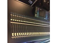 Yamaha LS9-32 Digital Mixing Sound Desk. Amazing Condition.With included high quality SSE flightcase