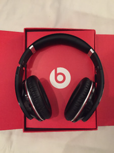 Dre Beats Studio Headphones [Black]