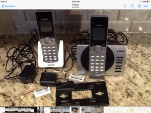 Vetch 2 phones, digital answer system $19.99