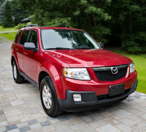 2010 Mazda Tribute GX SUV, Crossover Red