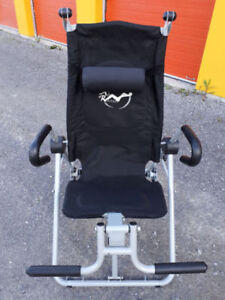 chaise d'exercice multiple et ajustable AB,rollerblade et 2 AB