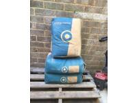 3 bags cement £10 for 3