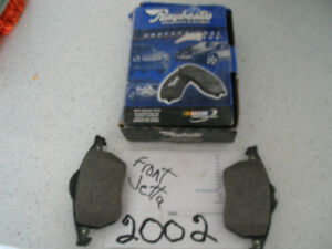VW 2002 Jetta High-end Brake Pads