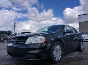 2013 Dodge Avenger !! Certified & E-Tested !! 3 MONTH WARRANTY !