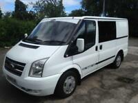 Ford Transit 2.2TDCi Duratorq ( 115PS ) 280S ( Low Roof ) 280 SWB (2010)