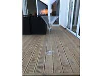 Large Martini Centre Piece Glasses