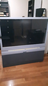 "52"" Projection TV $100.00 Or Best Offer"
