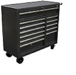 """Craftsman 42"""" Toolchest with Millright tools"""