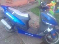 Mopeds 125cc