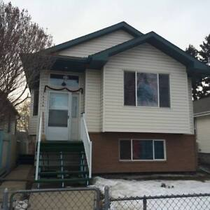 A two bedrooms basement suite available for  rent