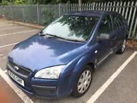 2006 Ford Focus Diesel. Year Mot. Cheap Tax.