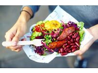 Street Food Chef | £9/hour | Full-time | Camden Town