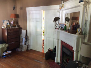 Large 3 bedroom in character home