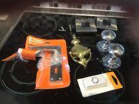 Hardwear door knobs socket fittings etc