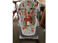 2x Cosatto High chairs