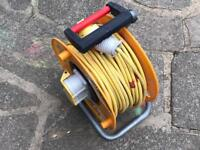 50 m extension lead 110v (good condition )