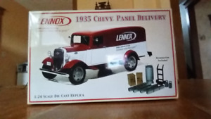 LENNOX 1935 CHEVY PANEL DELIVERY