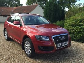 Audi Q5 2.0 TDI Quattro 170PS 6-speed manual SE