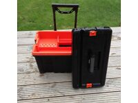 Black & Decker Tool Box Trolley Chest