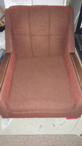 Free Chesterfield and chair