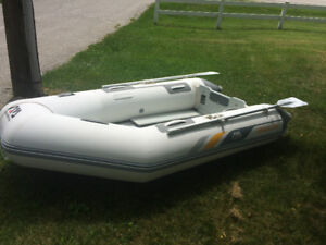 Inflatible dinghy8