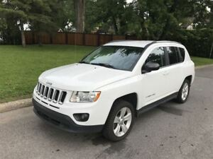 2011 Jeep Compass Sport/North Edition 4X4 Traction Control