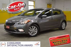 2016 Kia Forte5 2.0L LX+ ONLY 7,400 KMS