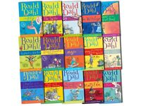 Roal Dahl collection.