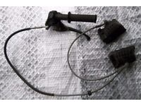 2011 Aprilia SportCity 300 front brake set up part or complte caliper master cylinder calipers lines