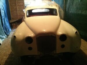 1960 Jaguar Mark 1X project car