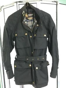 Vintage Belstaff Waxed cotton Motorcycle Jacket